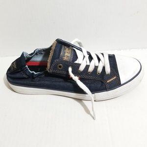 Levi's Women's Stan Buck Denim Sneakers. Size 9